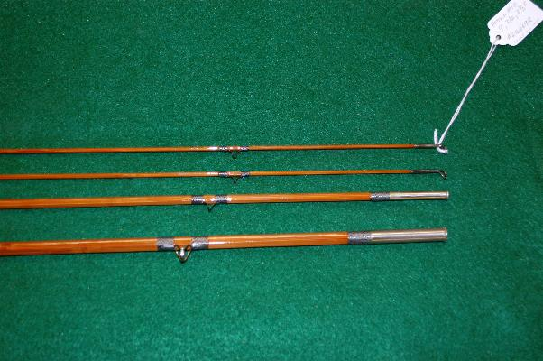 Heddon #10 bamboo fly rod