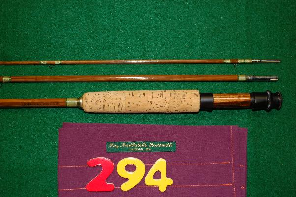 Horrocks-Ibbotson, bamboo fly rod