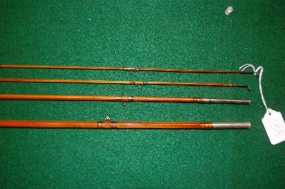 Heddon  #8 split-bamboo fly rod